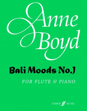Bali Moods No.1: Flute & Piano