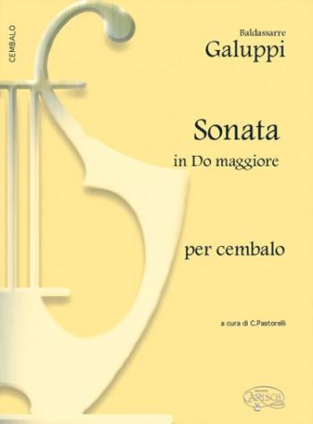 Baldassarre Galuppi: Sonata In Do Maggiore, Per Cembalo