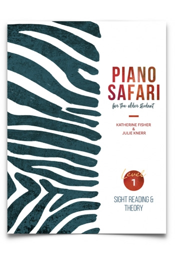 Piano Safari: Older Beginner Sight Reading/Theory 1