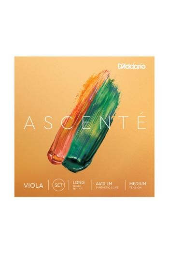 Viola - String - Ascente - Set Medium Scale, Medium Tension