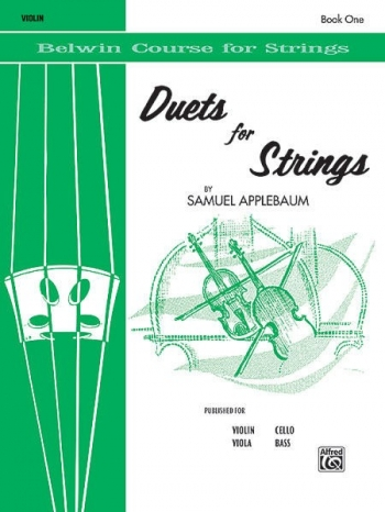 Duets For Strings, Book I Violin