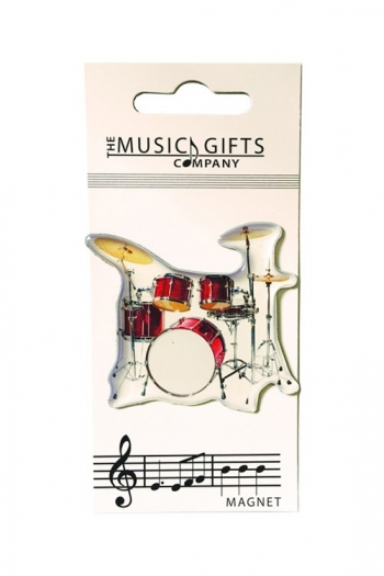 Gift - Fridge Magnet - Drum Kit