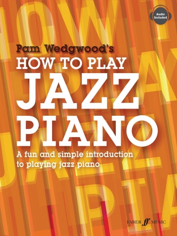 How To Play Jazz Piano: Book & Audio