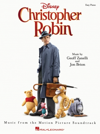 Christopher Robin: Music From The Motion Picture Soundtrack (Arr. Keveren) (Easy Piano)