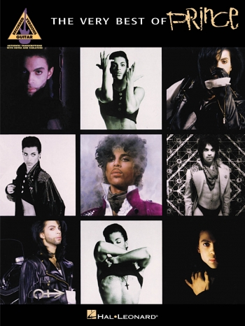 Prince: Very Best Of: Piano Vocal & Guitar