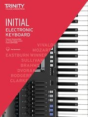 Trinity College London Electronic Keyboard Exam Initial 2019-2022