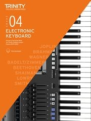Trinity College London Electronic Keyboard Exam Grade 4: 2019-2022