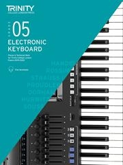 Trinity College London Electronic Keyboard Exam Grade 5: 2019-2022