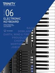 Trinity College London Electronic Keyboard Exam Grade 6: 2019-2022