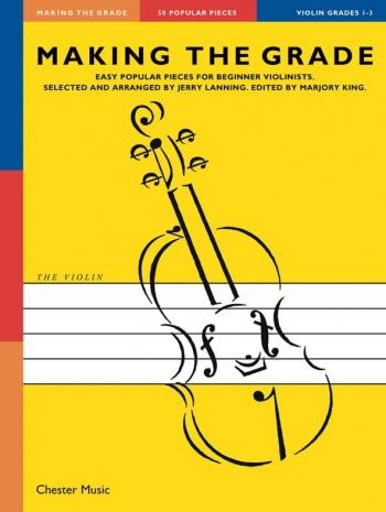 Making The Grade 1-3: Violin & Piano