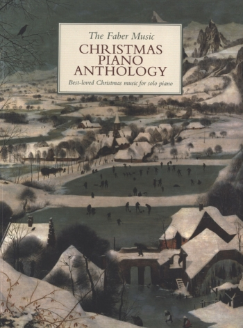 The Faber Music Christmas Piano Anthology: Piano Solo