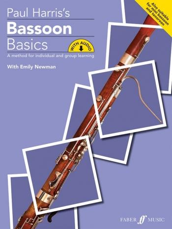 Bassoon Basics: Pupils Book & Audio (Paul Harris)
