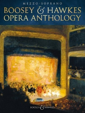 Boosey & Hawkes Opera Anthology: Mezzo-Soprano: Vocal & Piano (Walters)