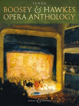 Boosey & Hawkes Opera Anthology: Tenor: Vocal & Piano (Walters)