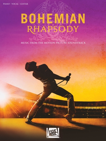Bohemian Rhapsody: Queen Music From The Motion Picture Soundtrack: Vocal & Piano