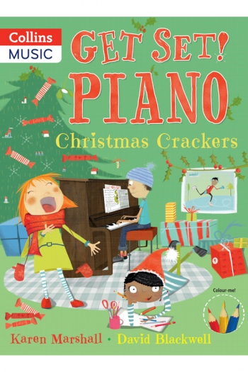 Get Set Piano Christmas Crackers (Hammond & Marshall) (Collins)