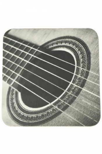 Mugmats Acoustic Guitar Coasters Pack Of 2