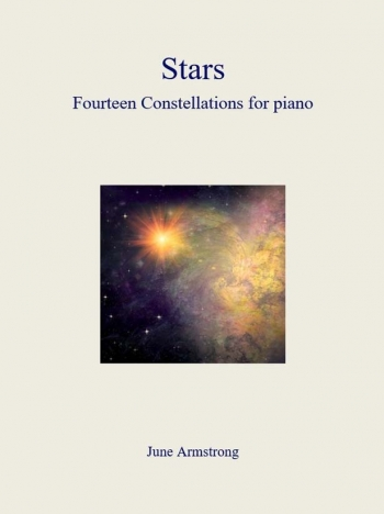 Stars 14 Constellations For Piano
