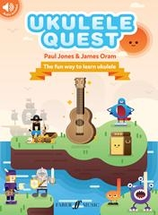 Ukulele Quest Book & Audio