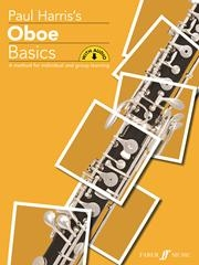 Oboe Basics Book & Download (Paul Harris)