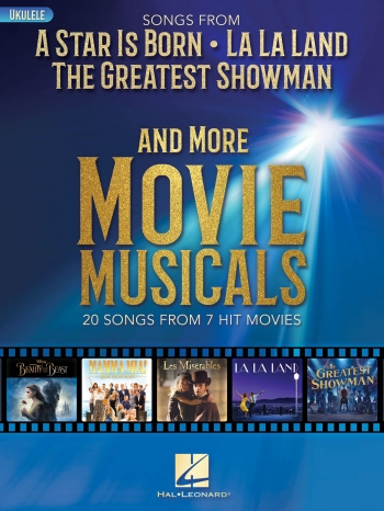 Songs From A Star Is Born, La La Land, The Greatest Showman And More Movie Musicals: Ukule