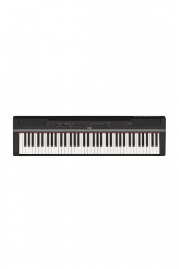 Yamaha P-121B Portable Piano (Black)