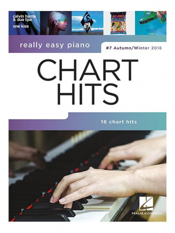 Really Easy Piano: Chart Hits Vol. 7 (Autumn/Winter 2018)
