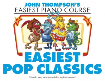 John Thompson's Easiest Piano Course: Easiest Pop Classics
