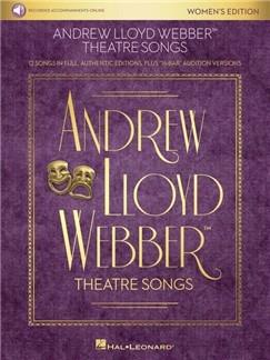 Lloyd Webber: Theatre Songs - Womens Edition (Book/Online Audio)