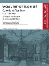 Concerto For Alto-Trombone And Orchestra: Trombone & Piano  (Boosey & Hawkes)