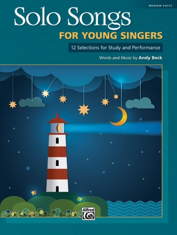 Solo Songs For Young Singers: Medium High For Solo Voice & Piano