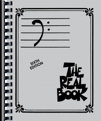 The Real Book Volume 1 (Bass Clef)