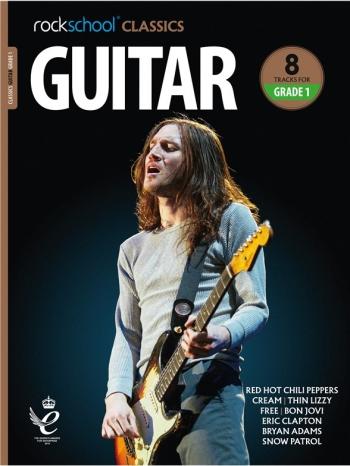 Rockschool Classics: Guitar Grade 1 2018+ (Book/Audio)