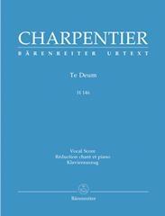 Te Deum H146:  Vocal Score   (Barenreiter)