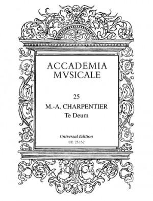 Te Deum: Vocal Score (Universal)