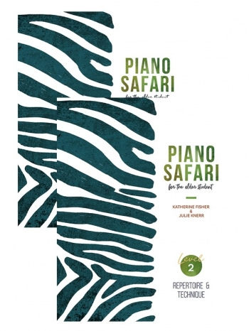 Piano Safari: Older Beginner Pack 2