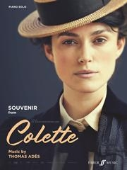 Souvenir (from Colette: Piano Solo (Single Sheet)