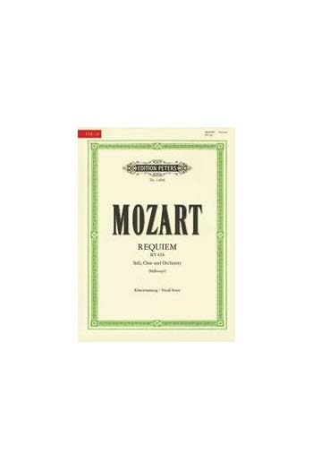 Sticky Notes - Mozart Requiem