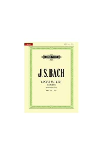 Sticky Notes - Bach Six Suites Cello