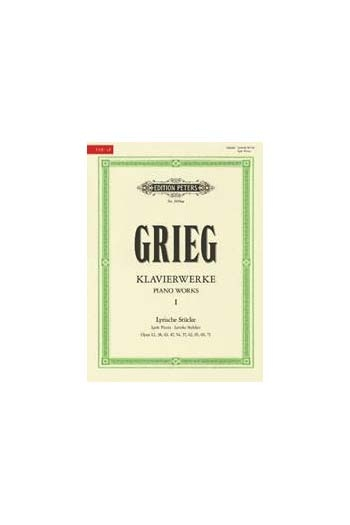 Sticky Notes - Greig Piano Works