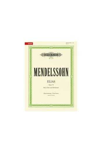 Sticky Notes - Mendelssohn Ellias