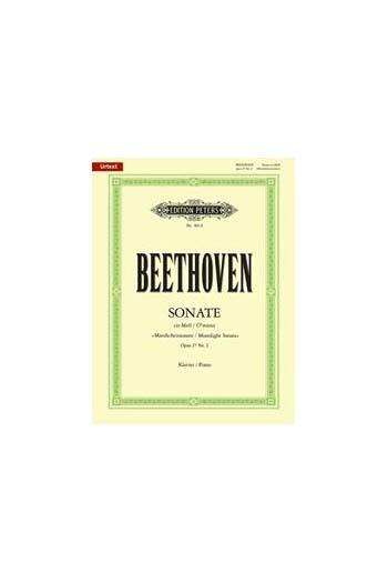 Sticky Notes - Beethoven Moonlight Sonata