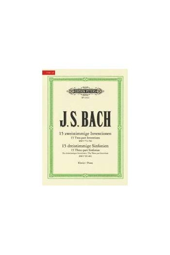 Sticky Notes - Bach Inventions