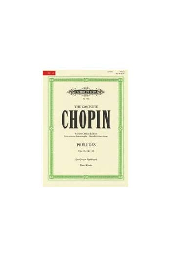 Sticky Notes - Chopin Preludes