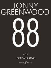 88 (No.1) (Piano Solo) (Faber)