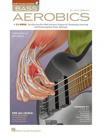 Bass Aerobics (Book/Online Audio)