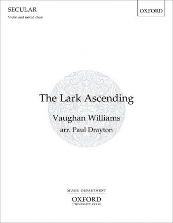 Lark Ascending: Violin & Mixed Choir