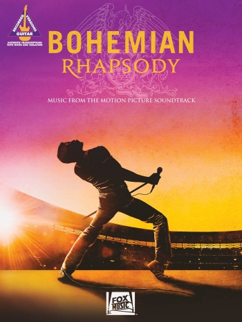 Bohemian Rhapsody: Queen Music From The Motion Picture Soundtrack: Guitar Recorded Version