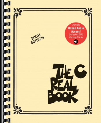 The Real Book Volume 1: Sixth Edition: Book/Online Audio  (C Instruments)