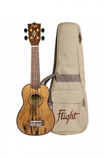 Flight: DUS430 Dao Soprano Ukulele (With Bag)